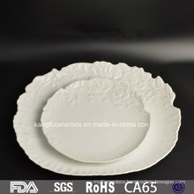Cheap Customized Ikea Fancy Ceramic Dinnerware